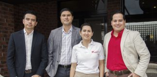 DISFRUTALO, proyecto hermano de Tsunami Sushi y Fogo Rodizio, dirigido al mercado empresarial e institucional.