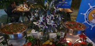 Conferencia de prensa sobre el Cuarto Festival del Ceviche