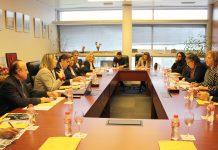 Primera reunión del comité asesor de Xantar 2020.