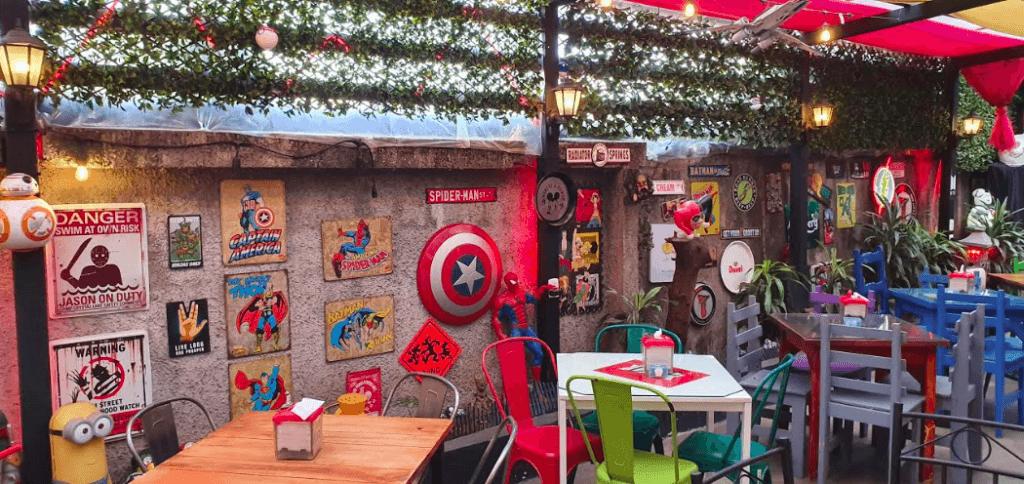 Casa Manga, una propuesta con identidad propia